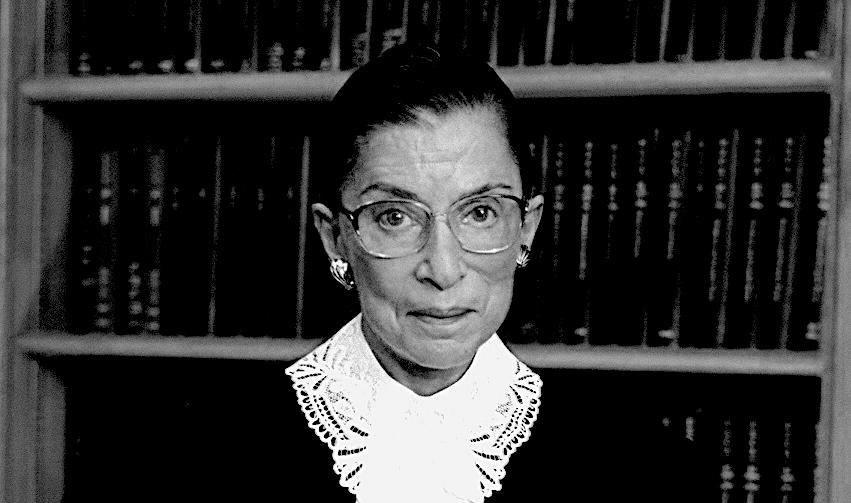 Ruth Bader Ginsburg is a G