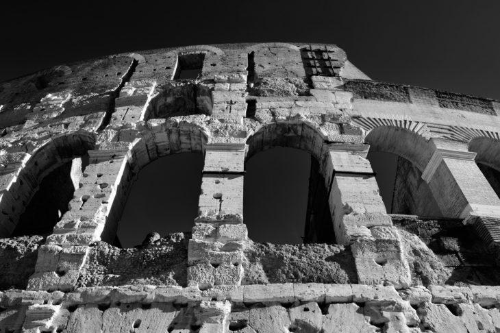roman history is black history