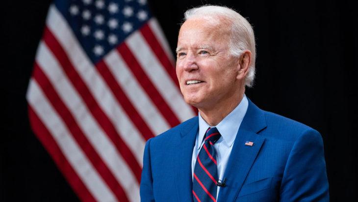President Joseph Robinette Biden