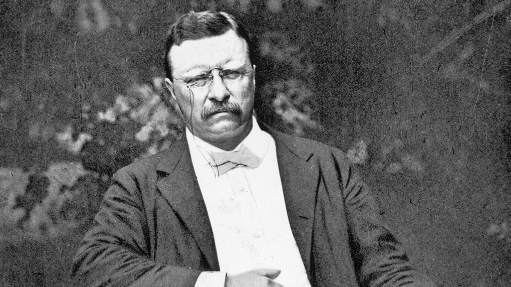 Teddy Roosevelt, enemy of American Rugby.