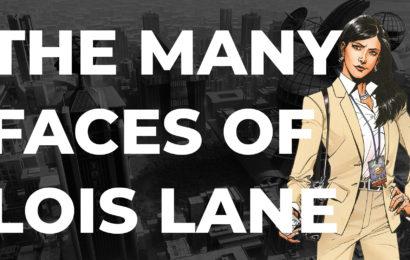 Lois Lane the reporter